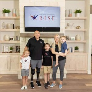 NWFA Completes 57th Home with Gary Sinise Foundation
