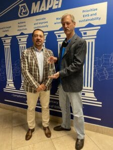 MAPEI's Ultrabond ECO GPT Hybrid Adhesive Wins at TISE