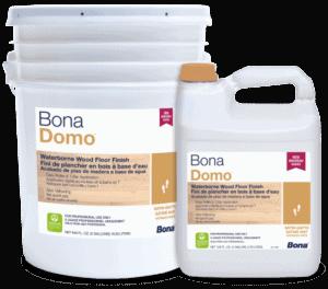 Bona Launches  Bona Domo™